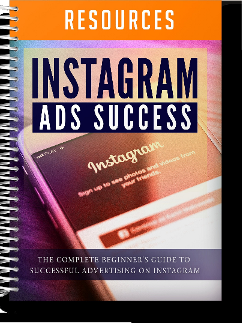 Instagram Ads Success!! 10 Videos and 2 Books