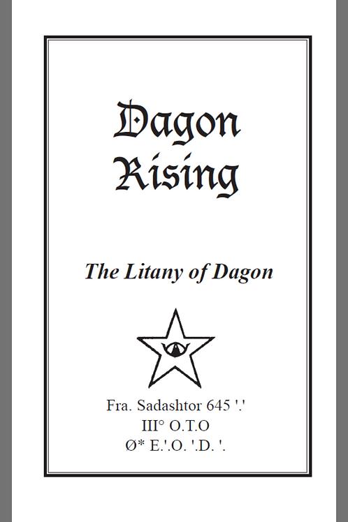 Dagon Rising - Litany of Dagon
