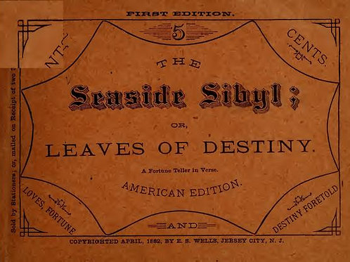 Seaside Sibyl - Leaves of Destiny