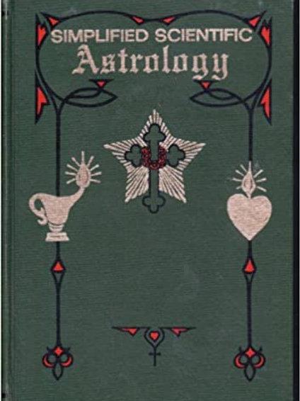 Simplified Scientific Astrology Max Heindel