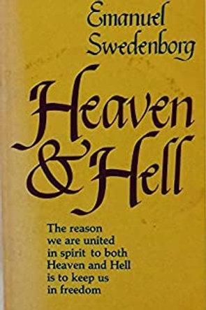 Heaven And Hell - Emanuel Swedenborg