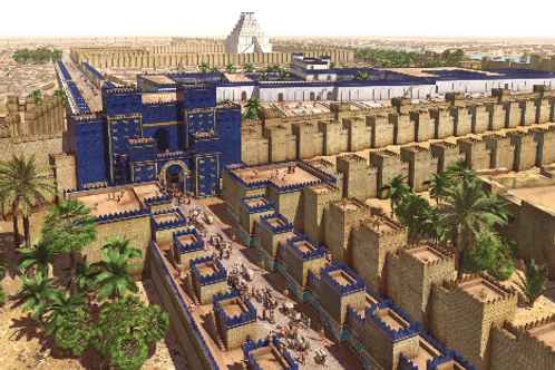 Babylonian Majick and Sorcery 7 Books