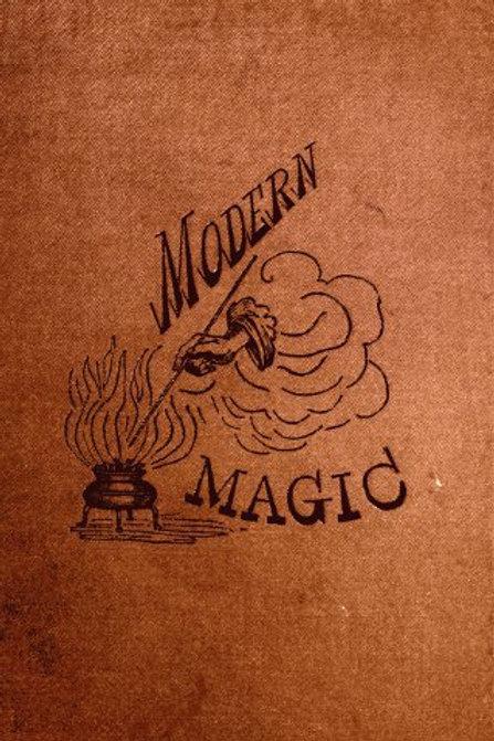 Modern Magic - M Schele De Vere