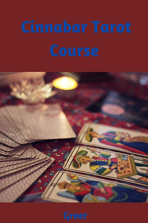 Cinnabar Tarot Course - Greer