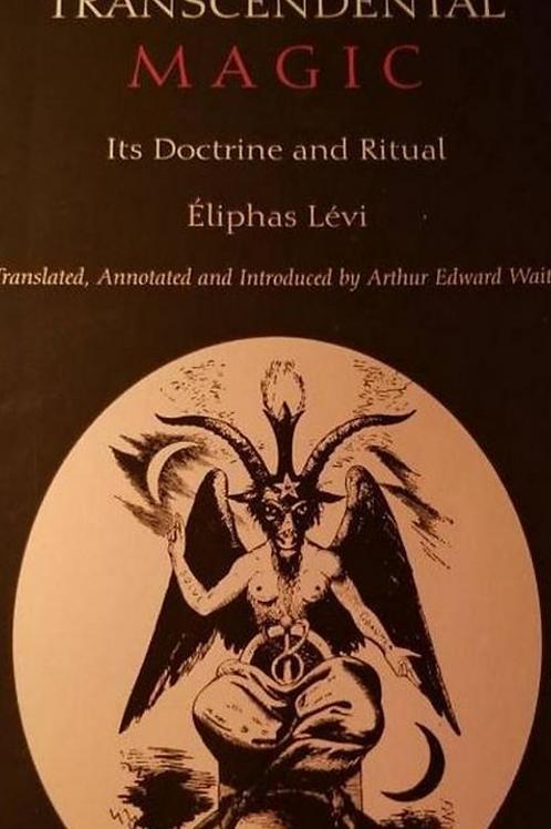 Dogma Et Rituel Part I and 2 - Eliphas Levi