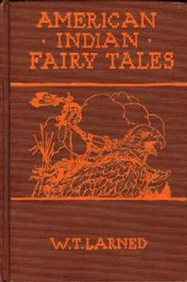 American Indian Fairy Tales - M Compton