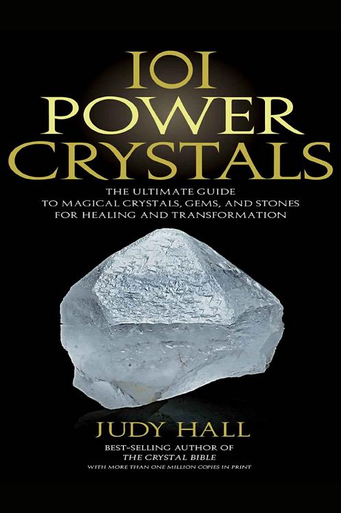 101 Power Crystals - Judy Hall