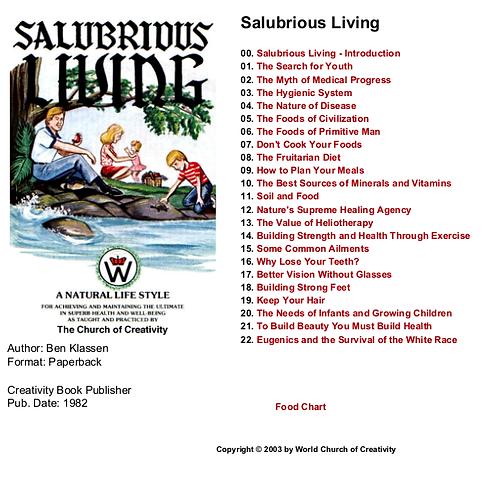 Salubrious Living