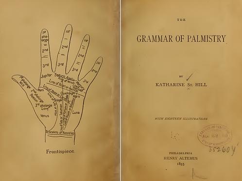 Grammar of Palmistry