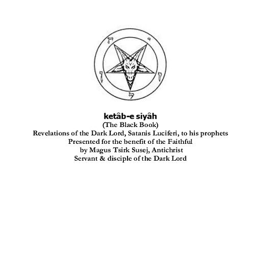 Kitabi The Black Book