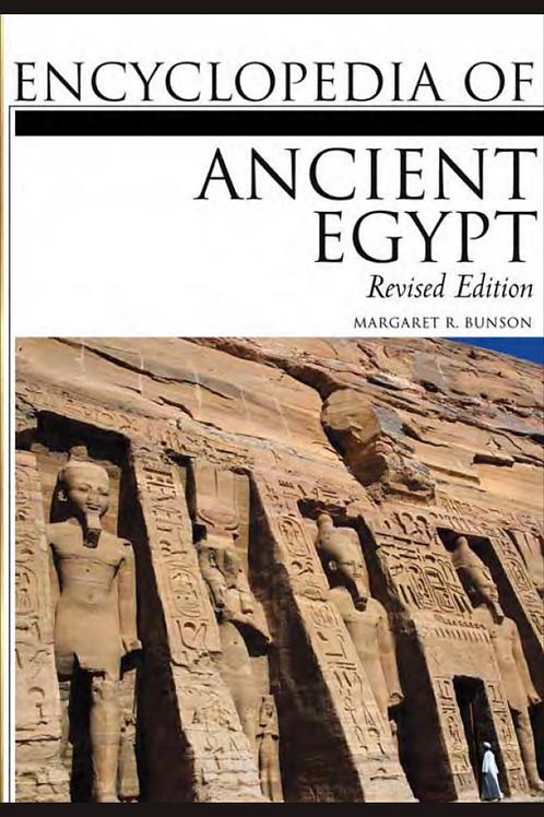 Encyclopedia of Ancient Egypt - Bunson
