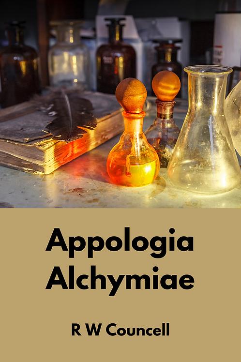 Appologia Alchymiae - R W Councel