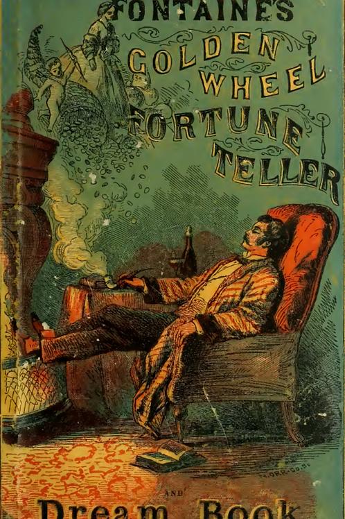 Golden Wheel FortuneTeller Dream Book