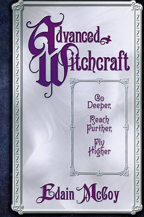 Advanced Witchcraft - Edain McCoy