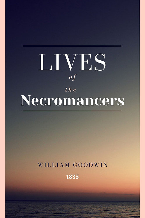 Lives of the Necromancers 1834