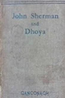 John Sherman and Dhoya - WB Yeats 1891