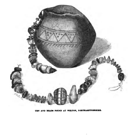 Remains Of Pagan Saxondom 1852