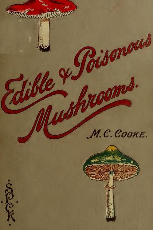 Edible & Poisonous Mushrooms