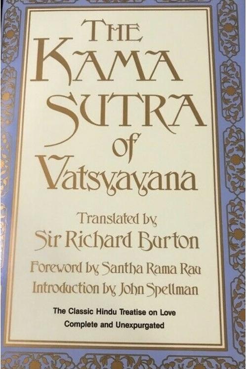 Kama Sutra of Vatsayayana