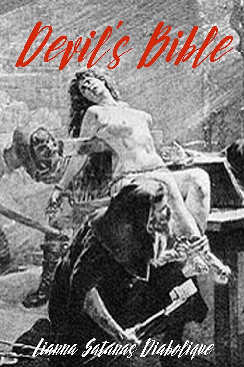 Devil's Bible - Lianna Satanas Diabolique