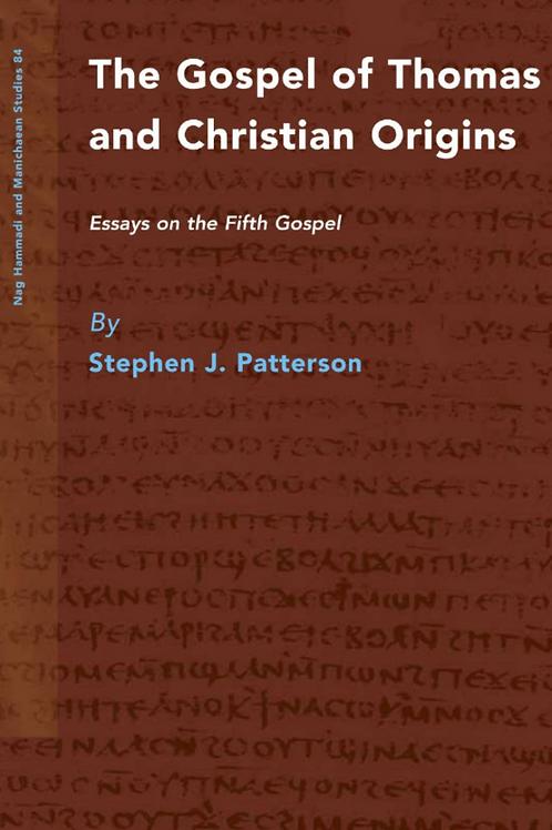 Gospel of Thomas and Christian Origins - Stephen Patterson