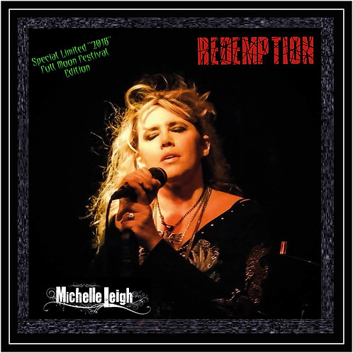 Michelle Leigh- Redemption CD