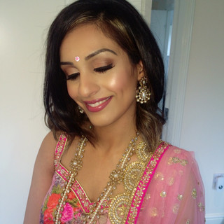 Indian Wedding Glam