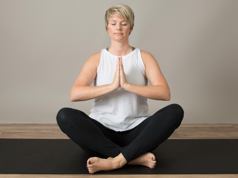 Yoga is Calming