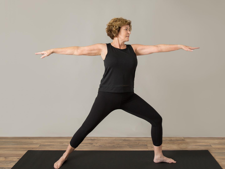Yoga Improves Balance