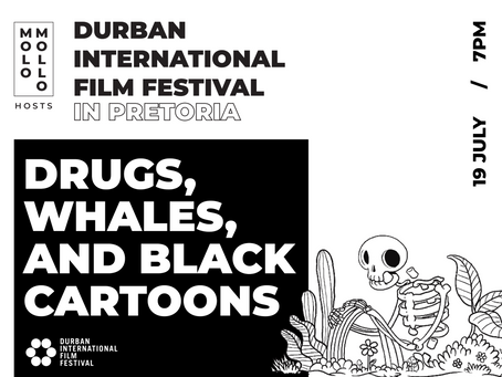 Drugs, Whales, and Black Cartoons: All the films showing at Molo Mollo on 19 July