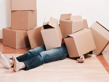How to Fight the Fear of Moving House