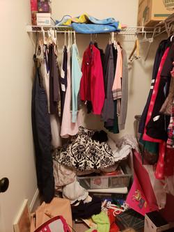 Ellies bedroom before 1