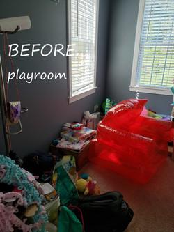 Playroom before 3