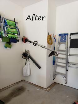Garage after 4