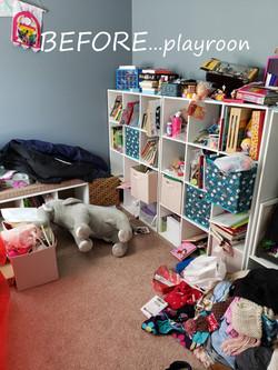 Playroom before 2