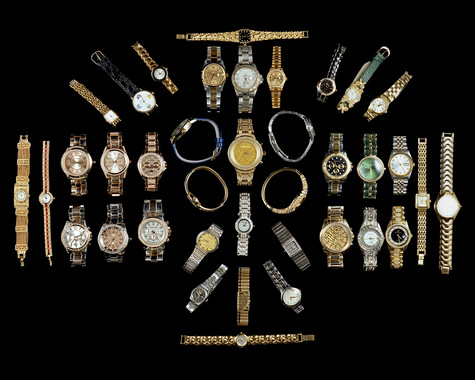 Thirty-Eight Watches