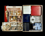 Thirty-Eight Watches, Stored