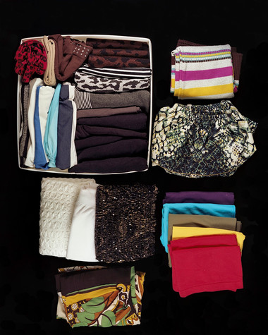 Thirty-One Tube Tops, Stored
