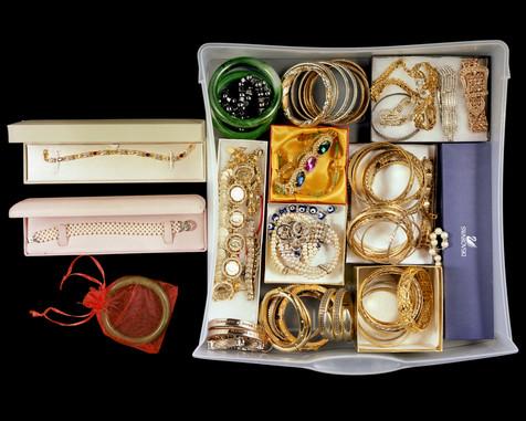 Seventy-Eight Bracelets, Stored