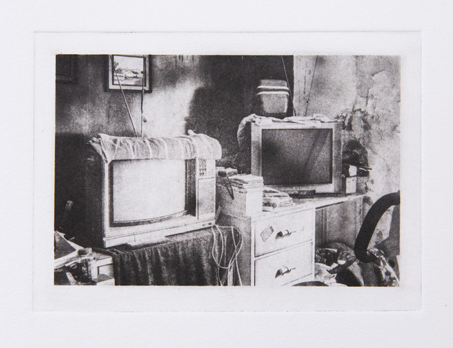 Two TV's