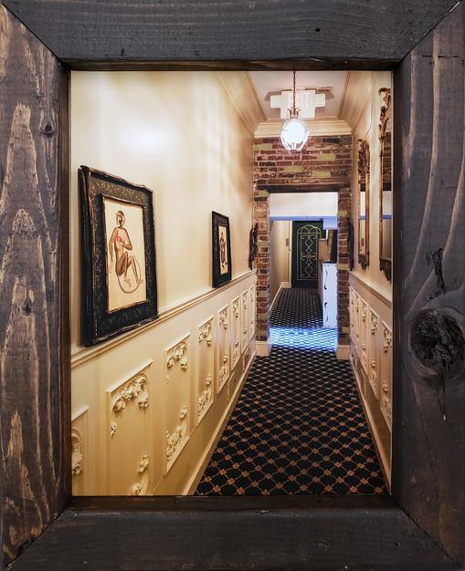 Monkey Hallway