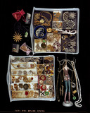 Eighty-Four Necklaces, Stored