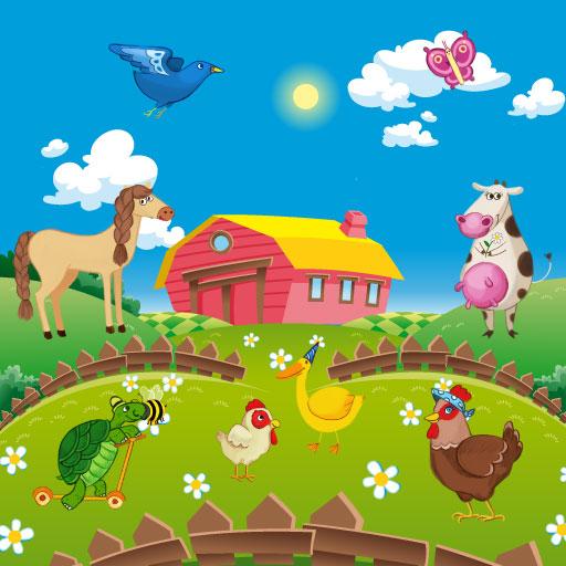 قصّة مكوكي يحبُّ حيوانات المزرعة