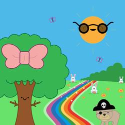 قصّة غابة الأحلام