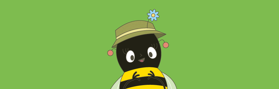 Atchoo the Bee