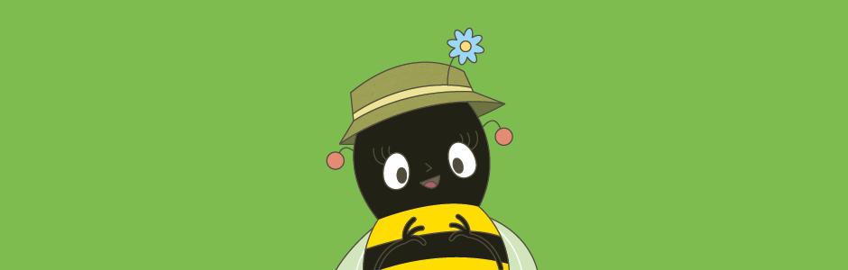 قصّة النحلة أتّشوو