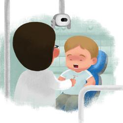 قصّة طبيب الأسنان