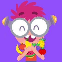 قصّة مكوكي يحبُّ الفواكه