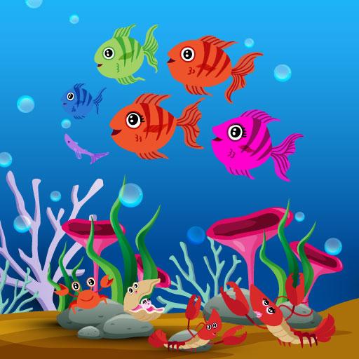 قصّة مكوكي يحبّ حيوانات البحر