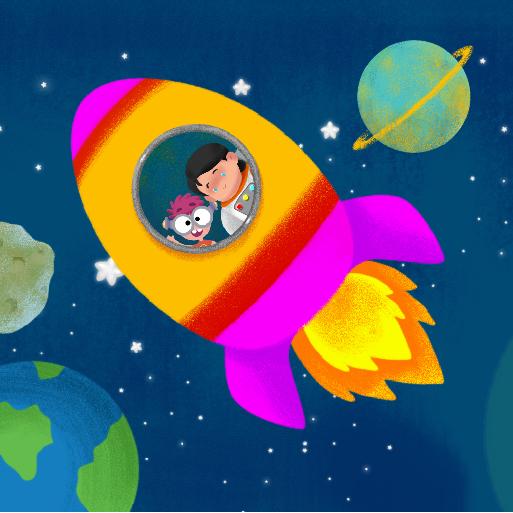 قصة رائدة الفضاء
